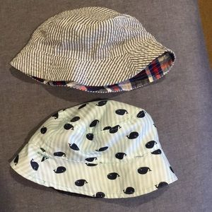 Boys summer hats 6-12 months